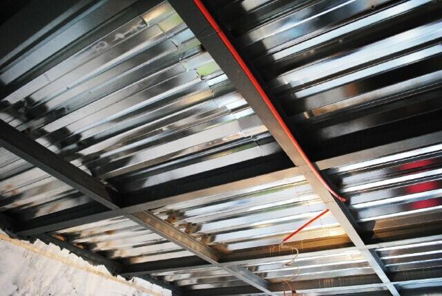 西安钢结构阁楼别墅loft设计加工/西安