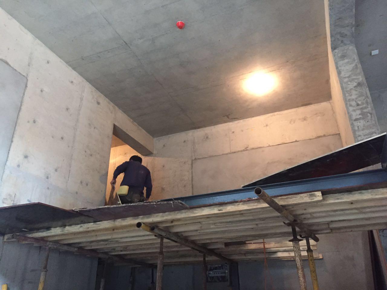 首页 loft钢构 钢构夹层系列 钢结构组合楼板隔层 -> 详细信息  发布